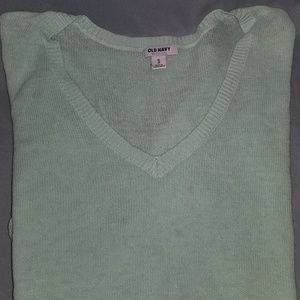 Knitted 3/4 sleeve shirt